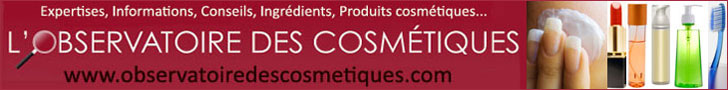 Logo observatoire des cosmétiques