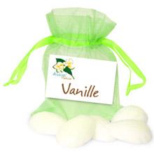 Parfum solide vanille
