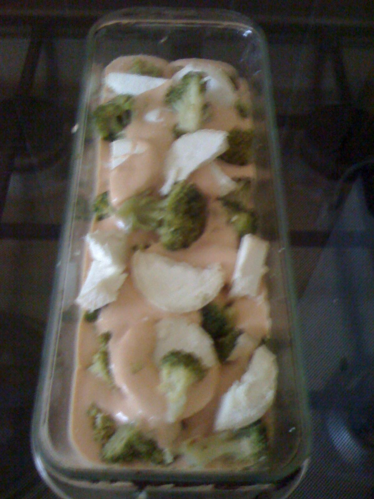 Cake brocolis chèvre1