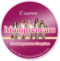 Logo mompreneurs Essonne