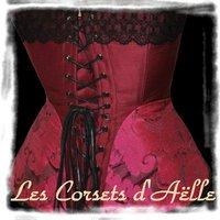 Logo corsets d'aelle