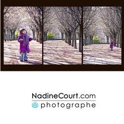 Nadine court logo + photo