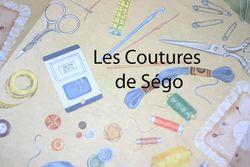 Logo coutures de ségo