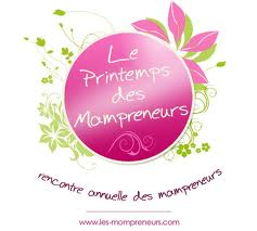 Logo printemps des moms